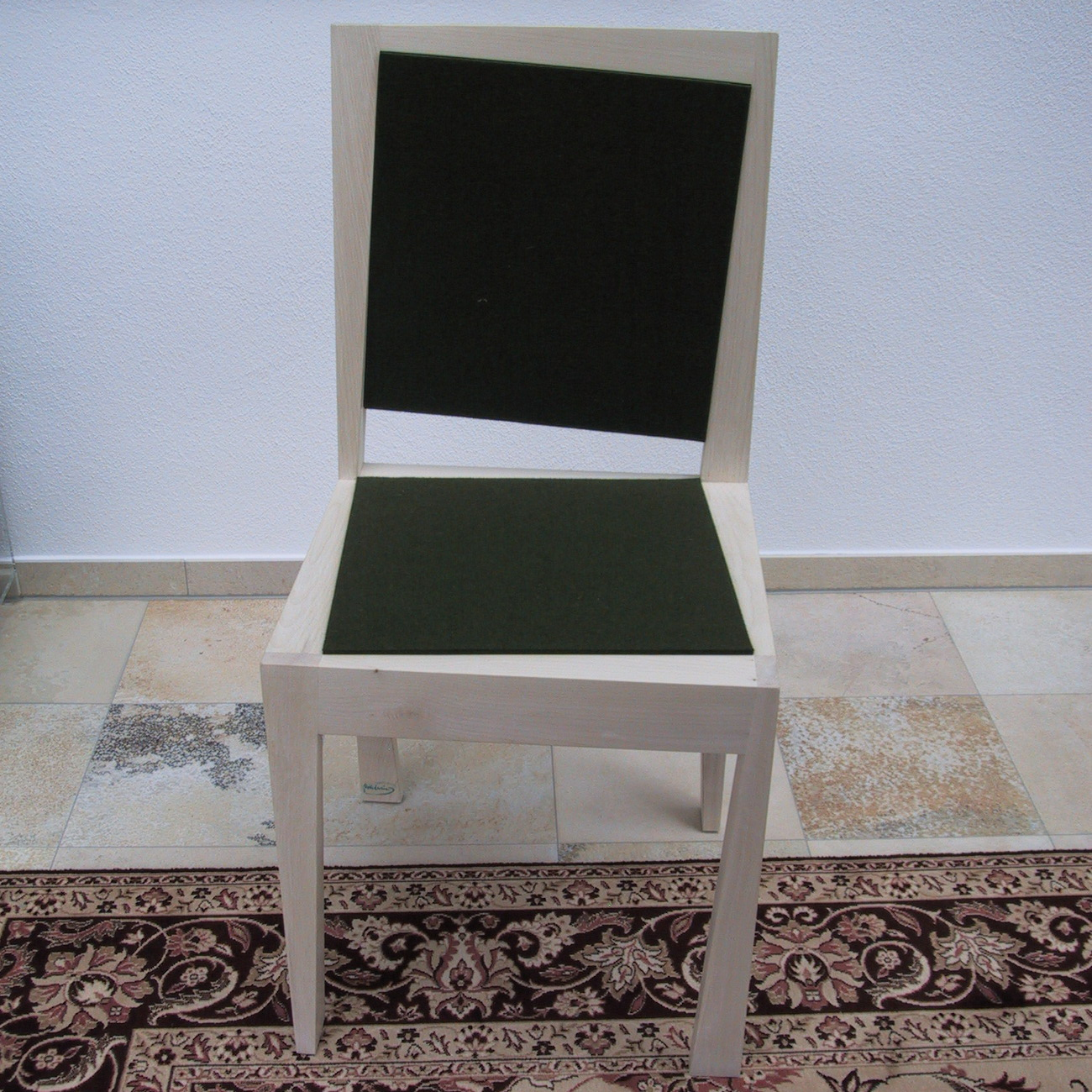Stuhl aus Massivholz Ahorn