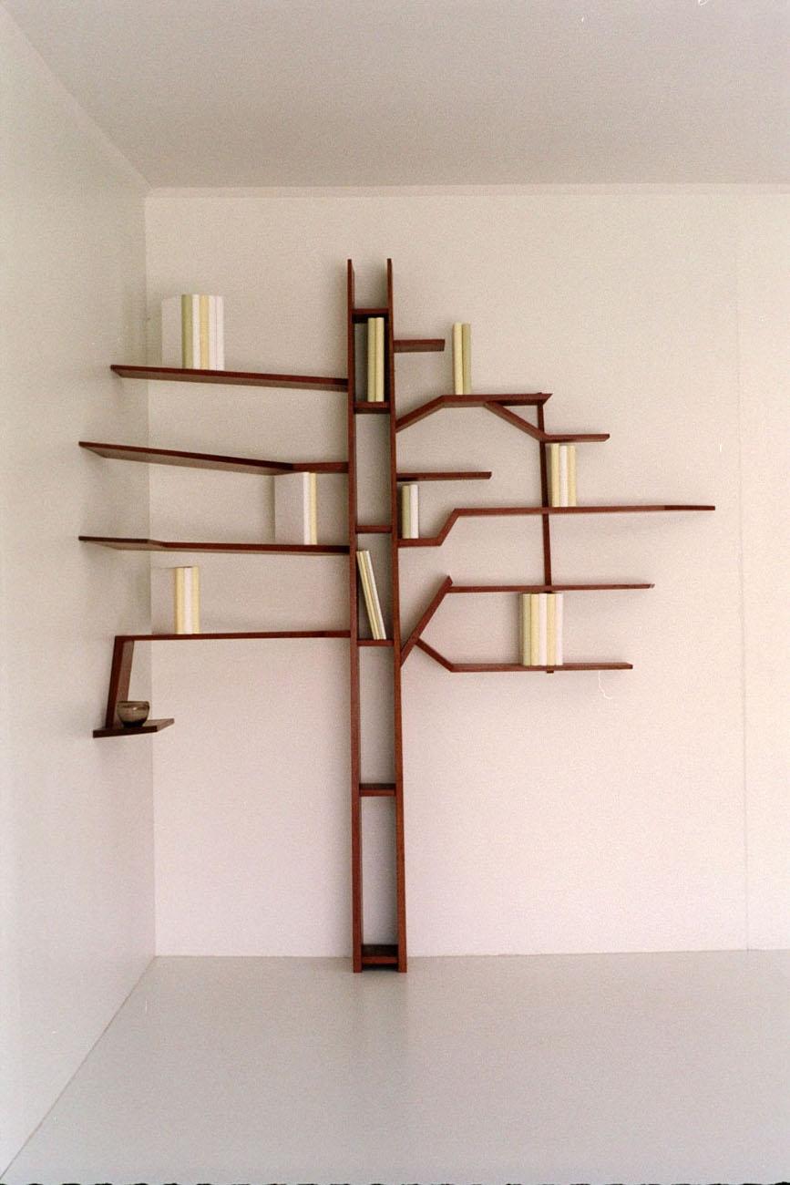 Bücherregal Bücherbaum